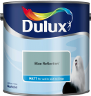 Dulux Matt Colour Blues Greens and Black 2.5 Litres